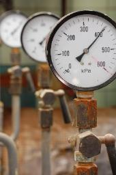 Pressure meter. Image from Shutterstock