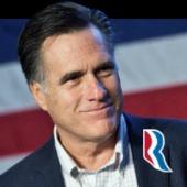 Mitt Romney, image from Twitter