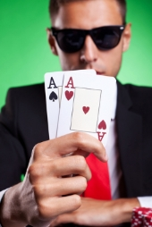 Poker. Image from Shutterstock
