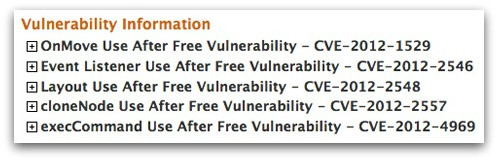 Vulnerabilities patched by Microsoft