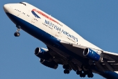 BA plane. Image from Shutterstock