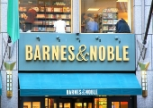 Barnes & Noble. Image from Shutterstock
