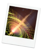 Blackhole photo. Image from Shutterstock