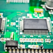 Circuit board. Image from Shutterstock