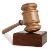 Gavel, courtesy of Shutterstock