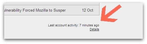 New-style Gmail warning