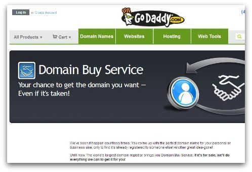 GoDaddy says it will help you buy huawei-careers.com