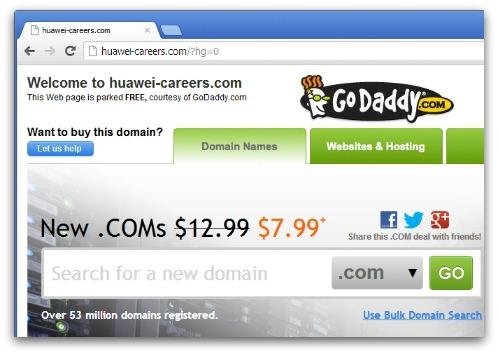 Huawei Careers?