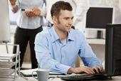 IT worker, courtesy of Shutterstock