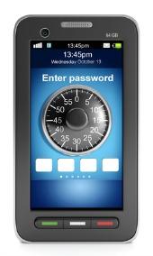 Passcode, courtesy of Shutterstock