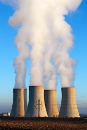 Power plant. Image from Shutterstock