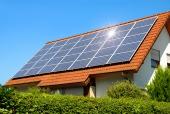 Solar panel, courtesy of Shutterstock