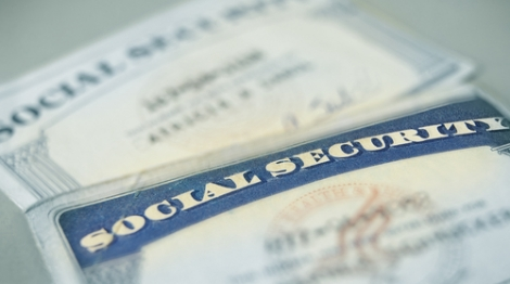 Social security numbers. Image from Shutterstock