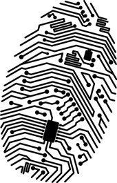 Thumbprint, courtesy of Shutterstock