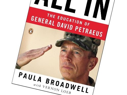 Petraeus biography by Paula Broadwell