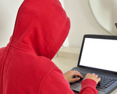 Cybercriminal, courtesy of Shutterstock
