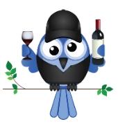 Drunken bird. Image from Shutterstock
