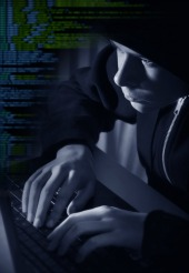 Hacker, courtesy of Shutterstock