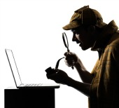 Investigator, courtesy of Shutterstock