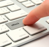 Keyboard image, courtesy of Shutterstock