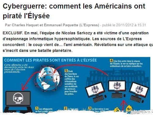 L'Express story