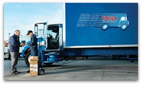 TNS24 Lorry