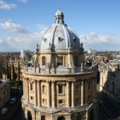Radcliffe Camera, Oxford. Image from Shutterstock