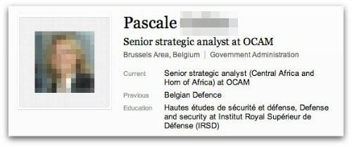 Pascale, LinkedIn