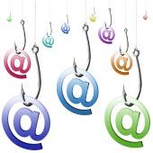 Phishing, courtesy of Shutterstock