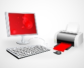 Printer. Image from Shutterstock