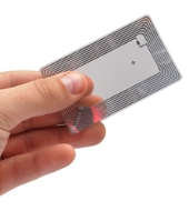 RFID tag. Image from Shutterstock