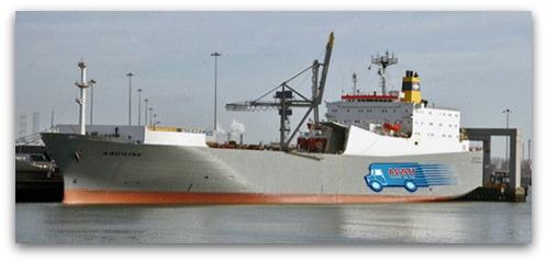TNS24 ship