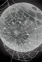 The dark web. Image from Shutterstock