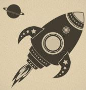 Rocket, courtesy of Shutterstock