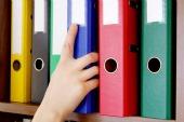 Folders, courtesy of Shutterstock