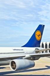 Lufthansa aircraft. Image from Shutterstock