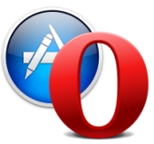Opera and App Store