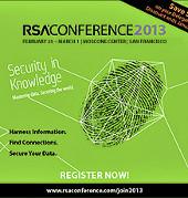 RSA 2013