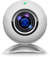 Webcam. Image from Shutterstock