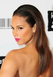 Alicia Keys. Image from Shutterstock