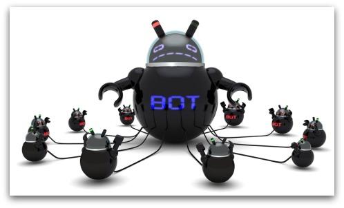 Botnet. Image from Shutterstock