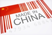 Made in China. Image from Shutterstock
