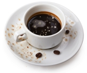 Coffee cup. Image from Shutterstock