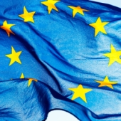 EU flag. Image from Shutterstock