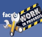 Facebook manutenção