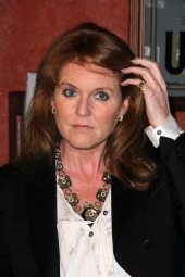 Sarah Ferguson. Image from Shutterstock