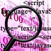 Javascript. Image from Shutterstock
