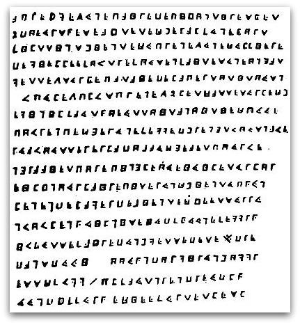 Levasseur's cryptogram