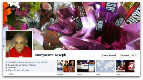 Marguerite Joseph on Facebook