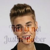 Justin Bieber. Image from Shutterstock